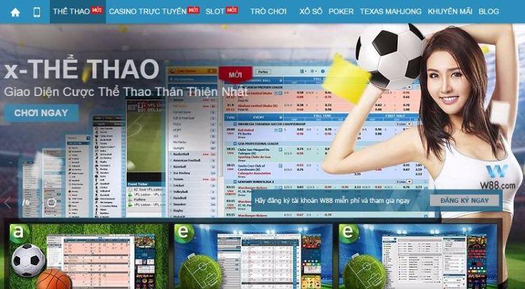 đăng ký trang bóng đá cá cược
